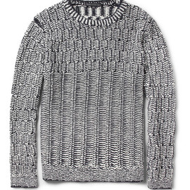 Marc by Marc Jacobs - Emmitt Chunky Open-Knit Sweater