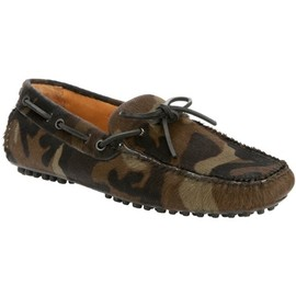 CAR SHOE - -CAMOUFLAGE LOAFER