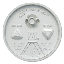 Tom Sachs - McDonald Ltd. Plate