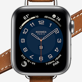 Apple, Hermès - WATCH SERIES 6