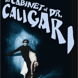 Robert Wiene - The Cabinet of Dr. Caligari(カリガリ博士)