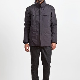 ARC'TERYX VEILANCE - Insulated Field Jacket Black