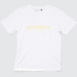 Saturdays - Saturdays x Aloha Rag Logo T-Shirt