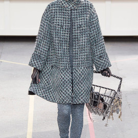 CHANEL - Fall 2014 coat