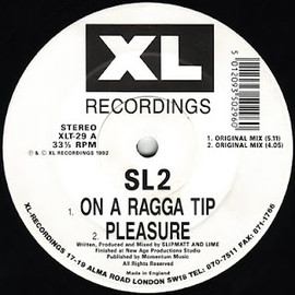 SL2 - On A Ragga Tip / XL