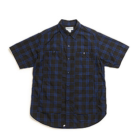 SASSAFRAS - Feel Sun Shirt 1/2-Oxford-Check