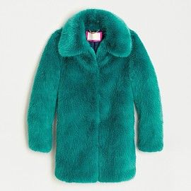 J.CREW - Collection faux-fur coat
