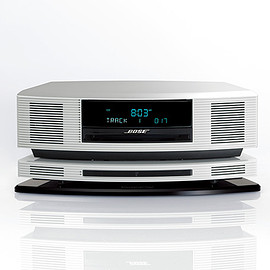 Bose - Wave SoundTouch music system High-Gloss Pearl