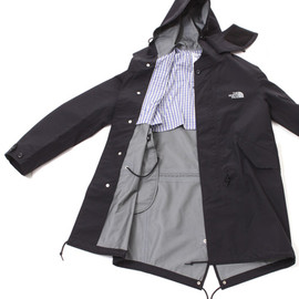 THE NORTH FACE eYe COMME des GARCONS JUNYA WATANABE MAN - GORE-TEX COAT