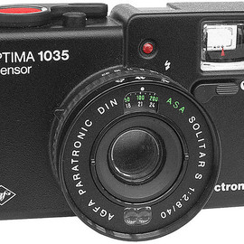 AGFA PHOTO - OPTIMA 1035 sensor