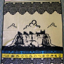 Pendleton - Acoma ''Sky City'' Blanket