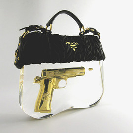 Ted Noten - Lady K bag nr.4