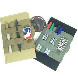 Tight360Tactical - Field Notebook Sleeve - Foliage Green