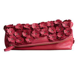 Burberry - The Petal in Leather with Flowers