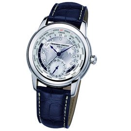Frederique Constant - Classic Manufacture World Timer