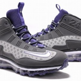 nike air max 2011 griffey jr men shoes grey and purple - nike air max 2011 griffey jr men shoes grey and purple