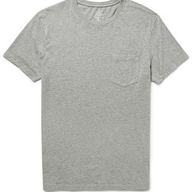 J.Crew - Broken-In Mélange Cotton-Jersey T-Shirt