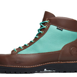 Danner, Tacoma Fuji Records - DANNER FIELD THE WORKHORSE D.BROWN/MINT