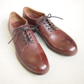 forme - Plain Toe Shoes #burgundy