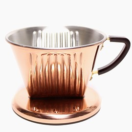 The Tastemakers & Co. - COPPER COFFEE DRIPPER 2-4