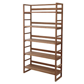 THE CONRAN SHOP - TEAK SKELET RACK