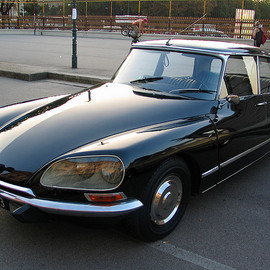 Citroen - DS 21 Black