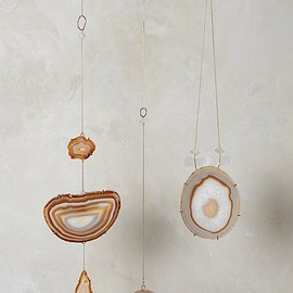 Anthropologie - Geode sun catcher