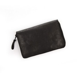 CHRISTIAN PEAU - PASS-WALLET-01 F VCW [BLACK]