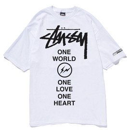 Stussy, Fragment Design - Japan Benefit T-shirt