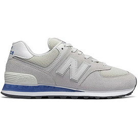 New Balance - NEWBALANCEニューバランス574WOMENSウイメンズモデルレディースメンズスニーカーWHITEWITHUVBLUEホワイト/ユーブイブルーWL574NPD【海外展開日本未入荷】