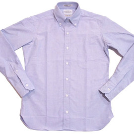 Gambert Custom Shirt - Oxford BD Shirt