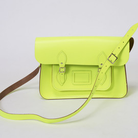 Cambridge Satchel Company - Neon Colour Satchel