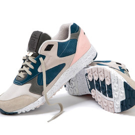 "Garbstore x Reebok - Image of Garbstore x Reebok 2014 Spring/Summer ""Experimental Colour Transmission"" Collection"