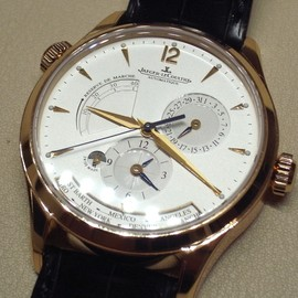 Jaeger-LeCoultre - Master Geographic