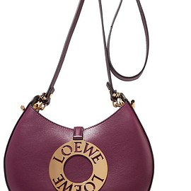 Loewe - Joyce small embellished leather shoulder bag