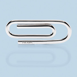PRADA - money clip
