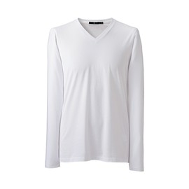 Nylon Blend Cashmere Sweater