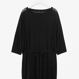 COS - cotton linen knit tunic