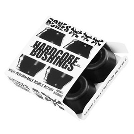 BONES - HARDCORE BUSHING (Hard) (Black)