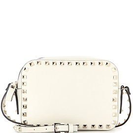 VALENTINO - Resort 2016 Rockstud leather cross-body bag