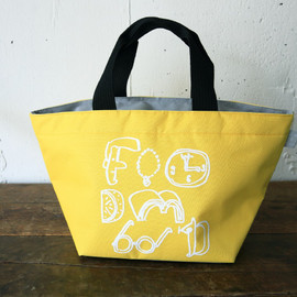 foodmood - totebag / 保冷トートバッグ