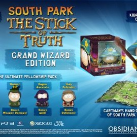 South Park - The Stick of Truth - Grand Master Wizard Edition (PS3)