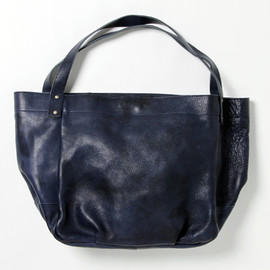 grocerystore /hobo別注 - Pull Up Leather Tote Bag