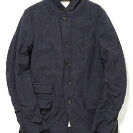 A VONTADE - Old Potter Jacket Cotton / Wool Sage