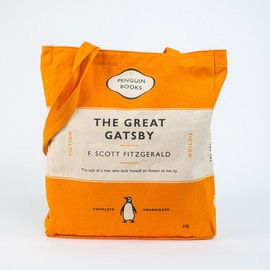 Penguin Books - Tote bag : The Great Gatsby