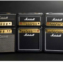 Marshall - 50th Anniversary 1W Mini Amps