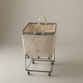 Schoolhouse Electric & Supply Co. - Canvas Laundry Cart