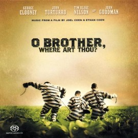 Various Artists - O Brother Where Art Thou [Super Audio CD - DSD, Soundtrack]