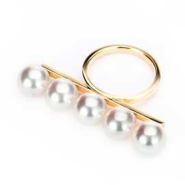 TASAKI - balance signature Ring