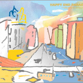 Various Artists - HAPPY END PARADE Tribute to はっぴいえんど